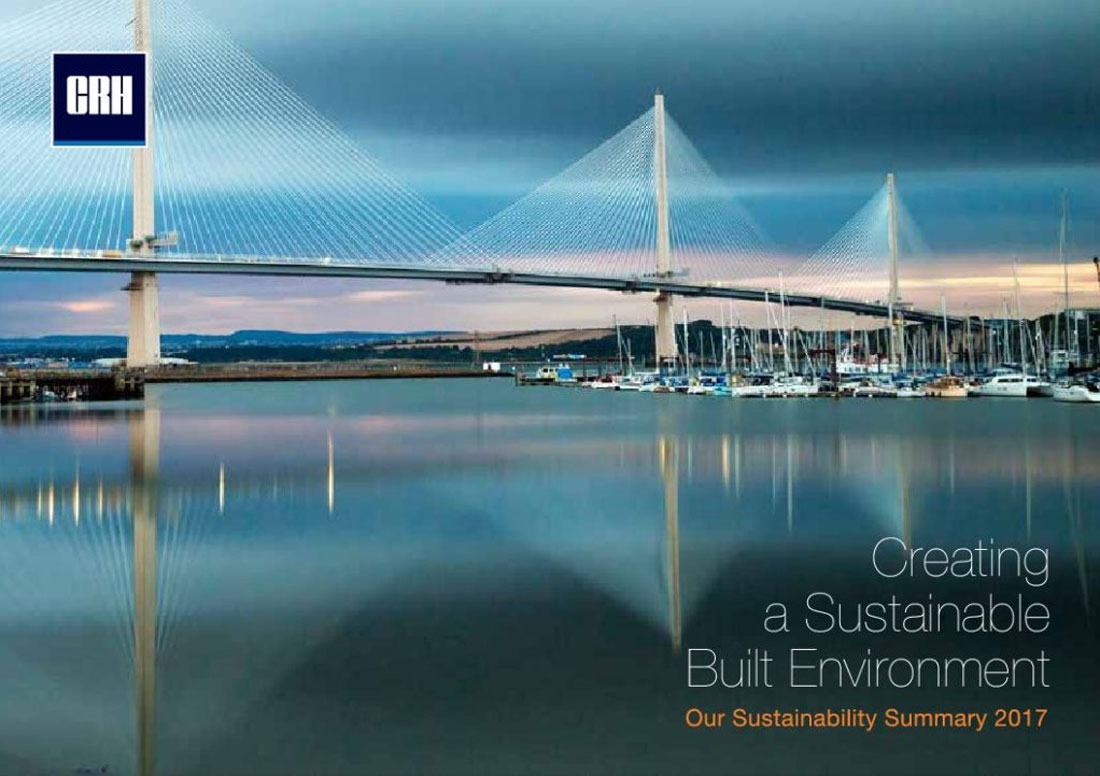Sustainbility report 2017