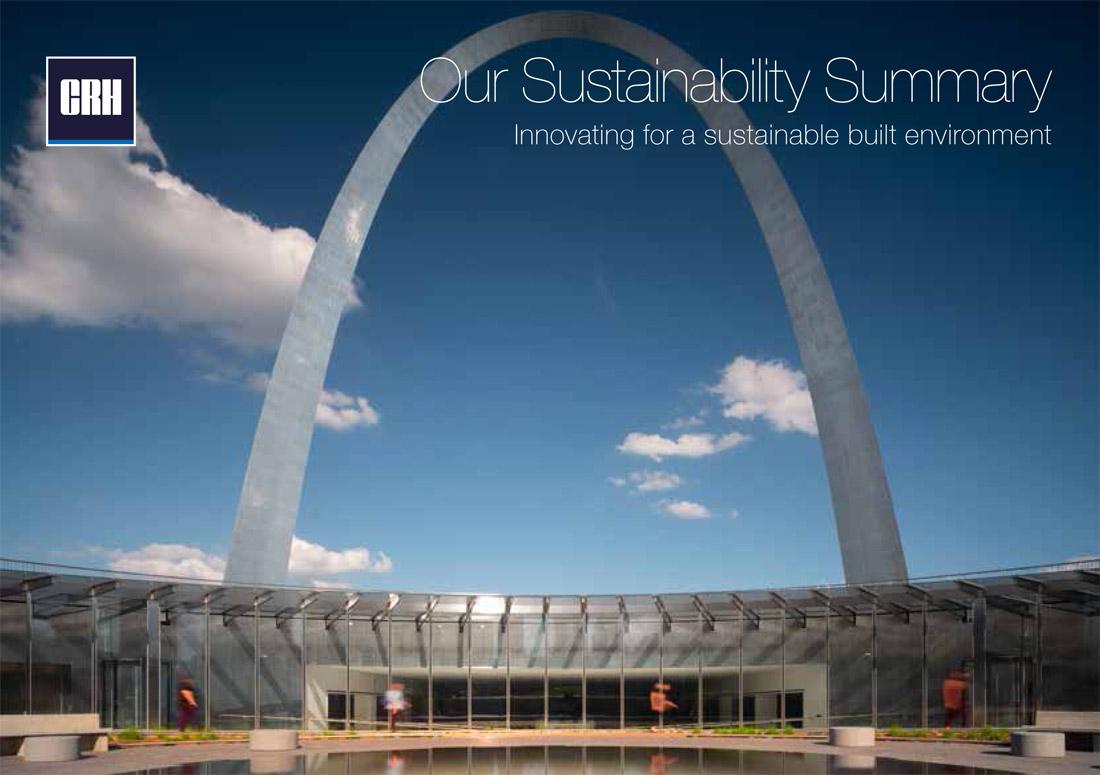 CRH Sustainability Summary 2018